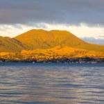 Taupo, North Island, New Zealand — Stock Photo