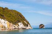 Puponga ゴールデン ベイ、ネルソン、南の島、ニュージーランド — ストック写真
