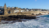 Bickford-Smith Institute Porthleven — Stock Photo