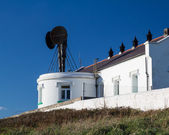 Lizard Lighthouse Cornwall — Stock Photo