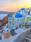Santorini-griechenland — Stockfoto