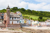 Kingsand Cornwall England — Stock Photo
