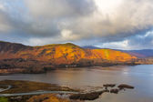 Derwent Water Lake District National Park — Stock Photo