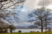 Bassenthwaite Lake England UK — Stock Photo