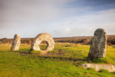 Men-an-Tol Cornwall England UK — Stock Photo