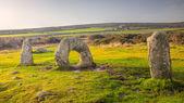 Men-an-Tol Cornwall England UK — Stock Photo