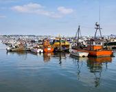 Poole Harbour Dorset — Stock Photo