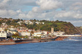 Teignmouth Devon England — Stock Photo