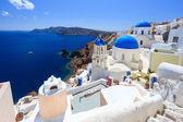 Oia santorini-griechenland-europa — Stockfoto