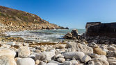 Lamorna Cove Cornwall England UK — Stock Photo