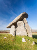 Trethevy Quoit Cornwall England — Stock Photo