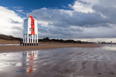 Burnham On Sea Lighthouse Somerset England — Stock Photo