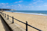 Sandown Esplanade Isle Of Wight — Stock Photo