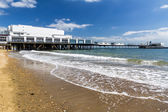 Sandown Isle Of Wight England UK — Stock Photo