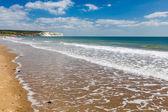 Sandown isle of wight england storbritannien — Stockfoto
