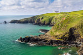 Housel Bay Cornwall England — Stock Photo
