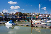 Ryde Isle Of Wight England — Stock Photo