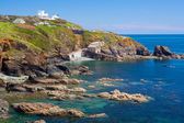 Lizard Point Cornwall England UK — Stock Photo