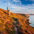 Wheal Coats near St Agnes Cornwall — Stock Photo #48231349