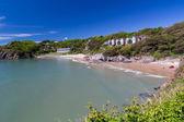 卡斯韦尔湾威尔士英国欧洲 — 图库照片
