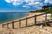 Ringstead Bay Dorset — Stock Photo