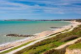 Highcliffe Beach Dorset — Stock Photo