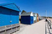 Friars Cliff Beach Dorset — Stock Photo