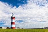 Smeatons Tower Plymouth Devon — Stock Photo