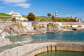 The Hoe Plymouth Devon  — Stock Photo