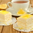 Stock Photo: Lemon cakes