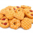 Diverse cookies — Stock Photo