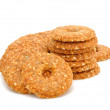 Dietetic cookies — Stock Photo #13442251