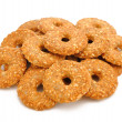 Dietetic cookies — Stock Photo