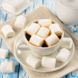 ������, ������: Coffee with marshmallows