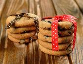 巧克力饼干 — 图库照片