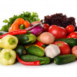 Fresh various vegetables — Stock Photo #27762013