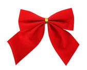 Red bow — Foto de Stock