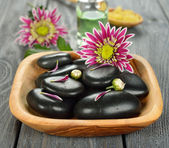 Stones for massage — Stock Photo