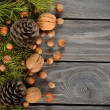Christmas background — Stock Photo #33469727