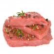 Raw meat — Stock Photo #36689179