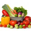 Fresh vegetables — Stockfoto #37300801
