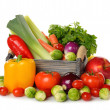 Fresh vegetables — Stock Photo #37300801