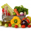 Fresh vegetables — Stock Photo #37300807