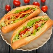 Hotdog — Stock Photo #37442065