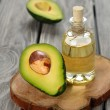 Stock Photo: Avocado oil