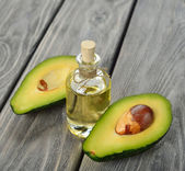 Avocado oil — Stock Photo