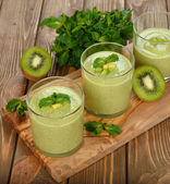 Green smoothies — Foto de Stock
