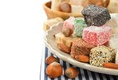 Oriental sweets — Stock Photo