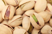 Close up view on pistachios — Stock Photo