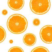 Seamless orange background — Stock Photo